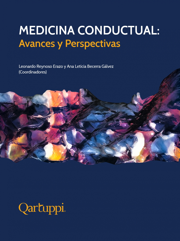 portada del libro MEDICINA CONDUCTUAL: Avances y Perspectivas